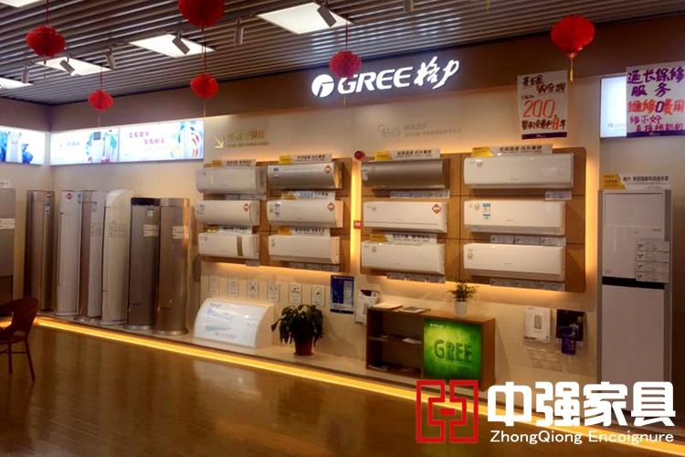 格力空调店_中国格力空调专卖店展柜