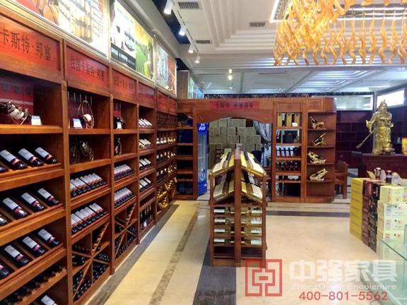南京酒柜设计制作法国卡斯特·邦塞