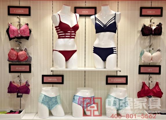 南京地区专业内衣展柜展示柜制作厂家