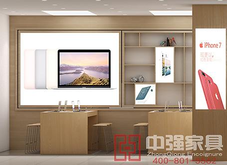 南京溧水【苹果专卖店】设计及展柜制作安装服务