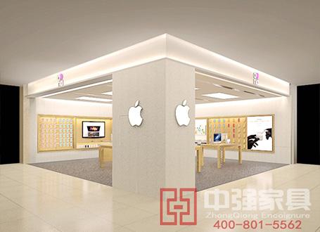南京桥北新一城苹果店设计制作安装一条龙服务