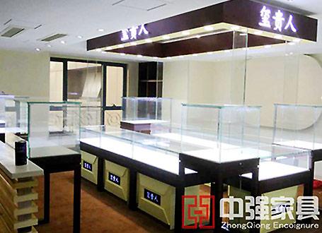 南京玺贵人珠宝展柜柜台