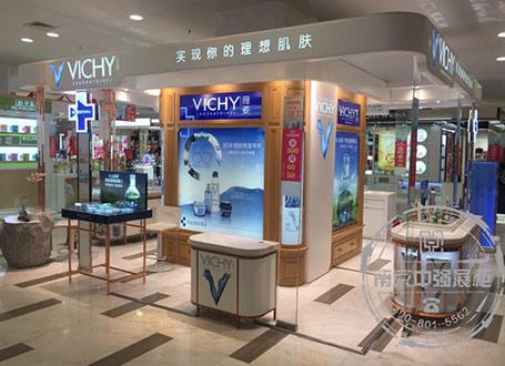 南京镇江扬州泰州商场化妆品展柜