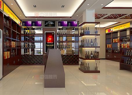 南京烟酒专柜制作