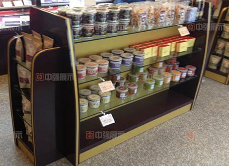 南京冠生园食品展柜