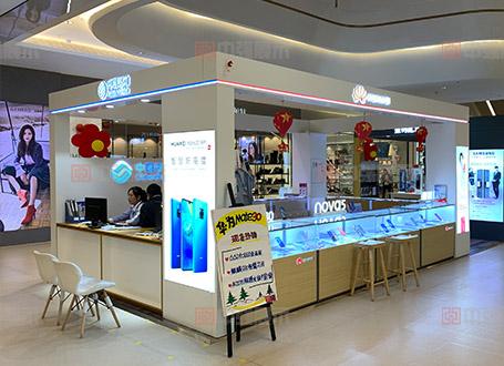 南京手机展柜制作