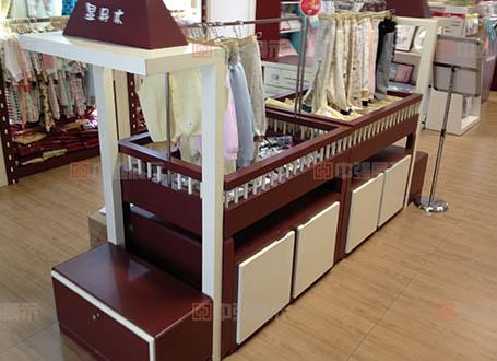 南京服装展柜定制男装展示柜女装柜台定制厂家